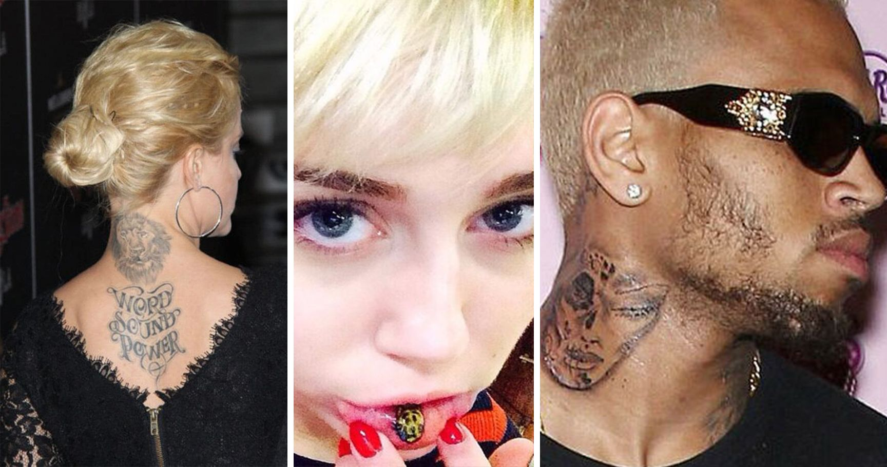 15 Celebrity Tattoos That Are Absolutely Horrendous