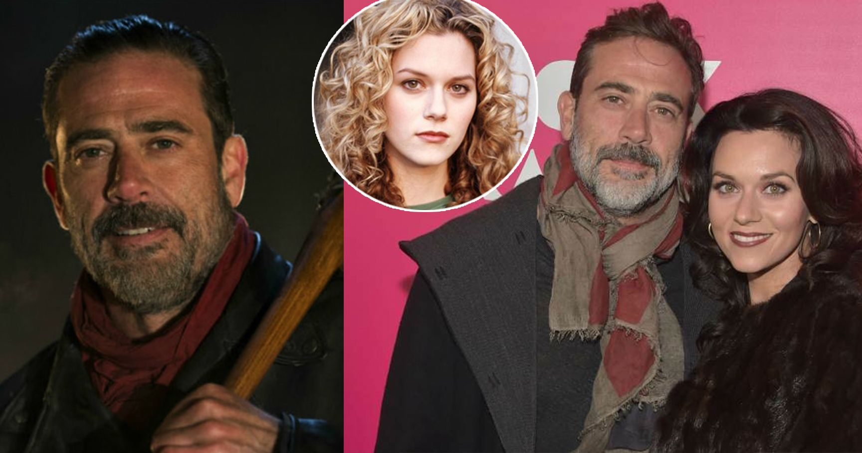 15 Things You Didn't Know About Jeffrey Dean Morgan from 'The Walking Dead'