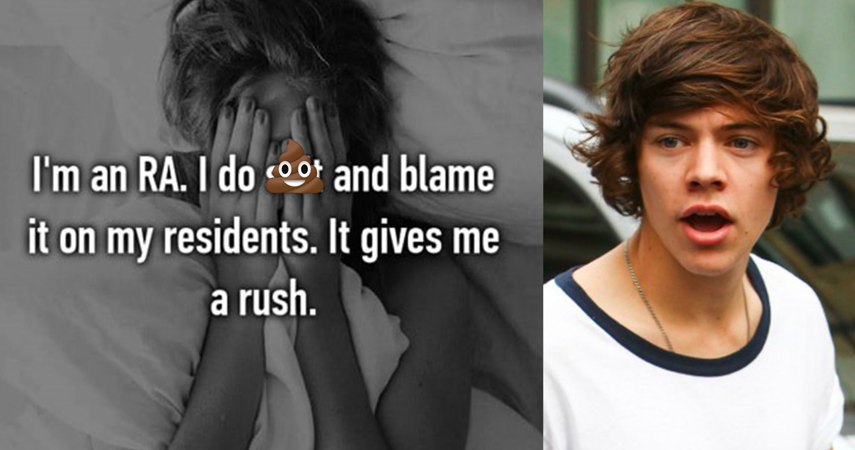 15 Shocking Confessions From College RAs That Will Change How You Look At Them Forever