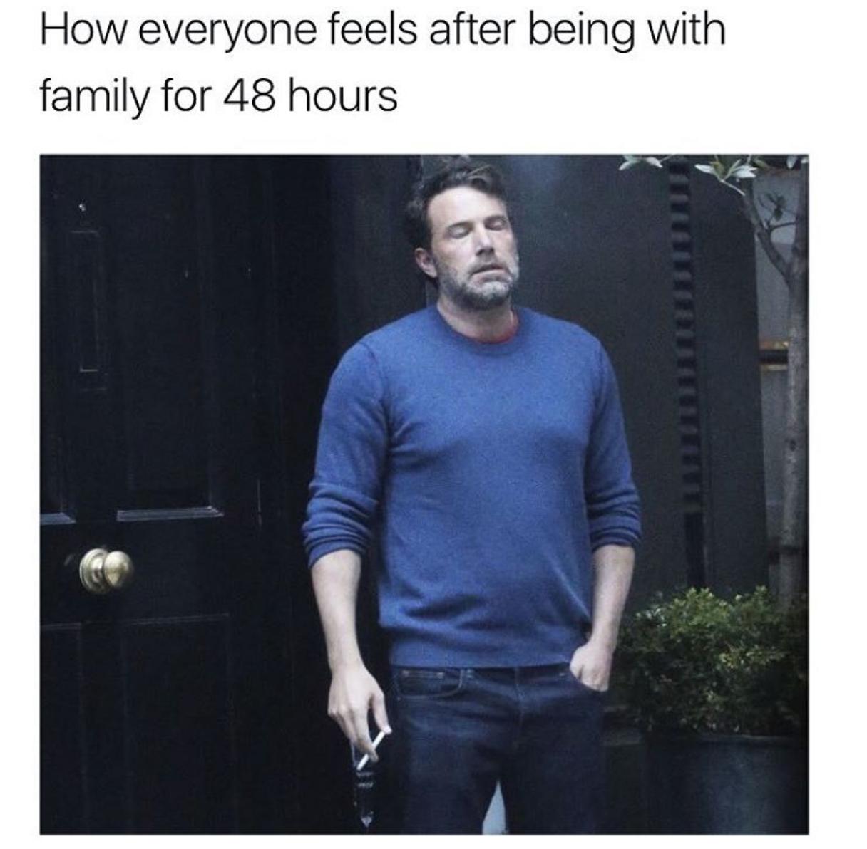 Relatable Family Stress