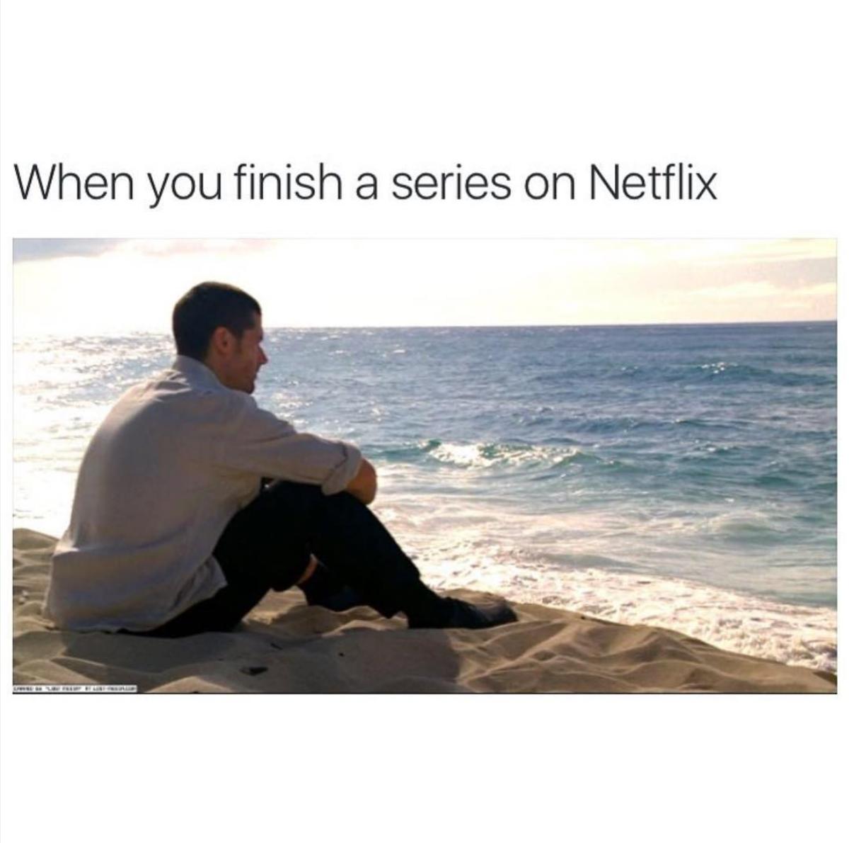 Relatable Finish series on Netflix