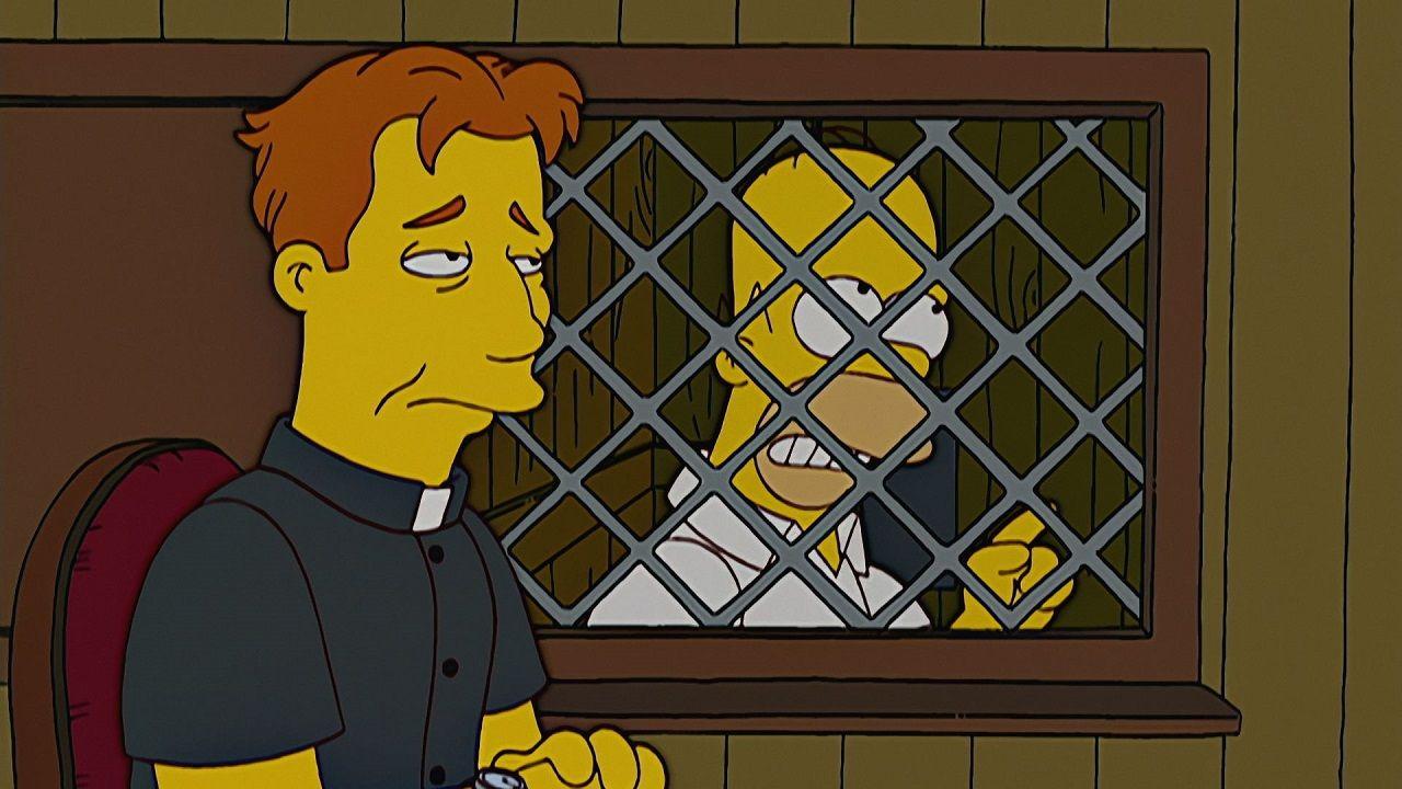 via Simpsons World