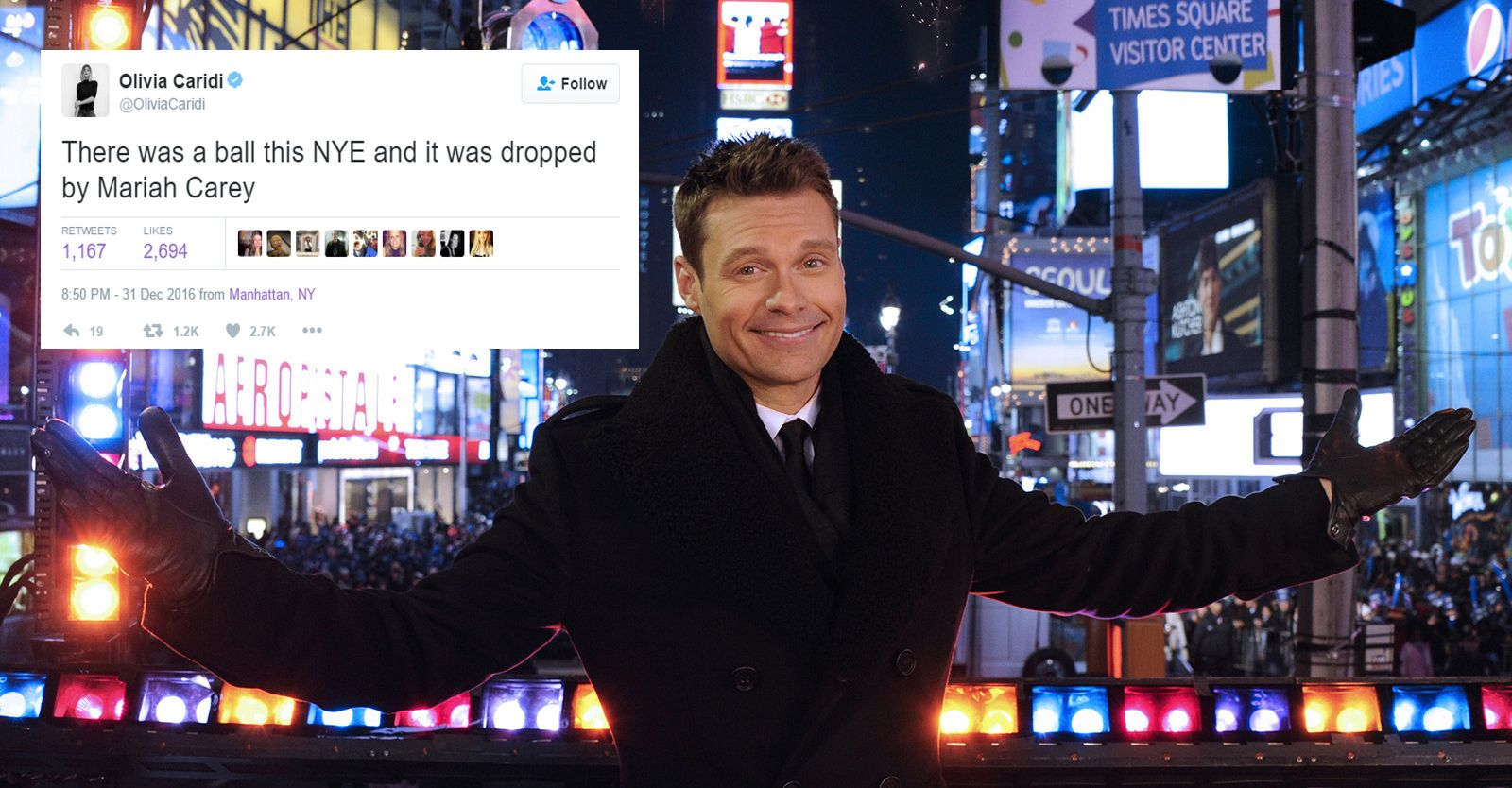 15 Hilarious Tweets About How Awful This Year's Dick Clark's New Year's Rockin' Eve Was