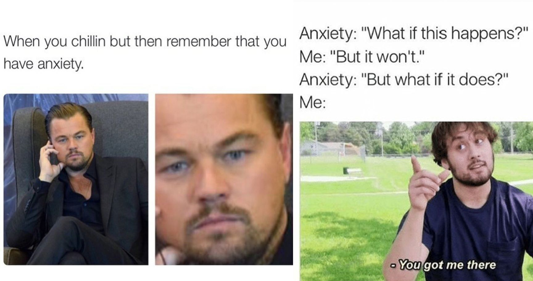 15 Memes That Showcase That The Anxiety Is Very, Very Real