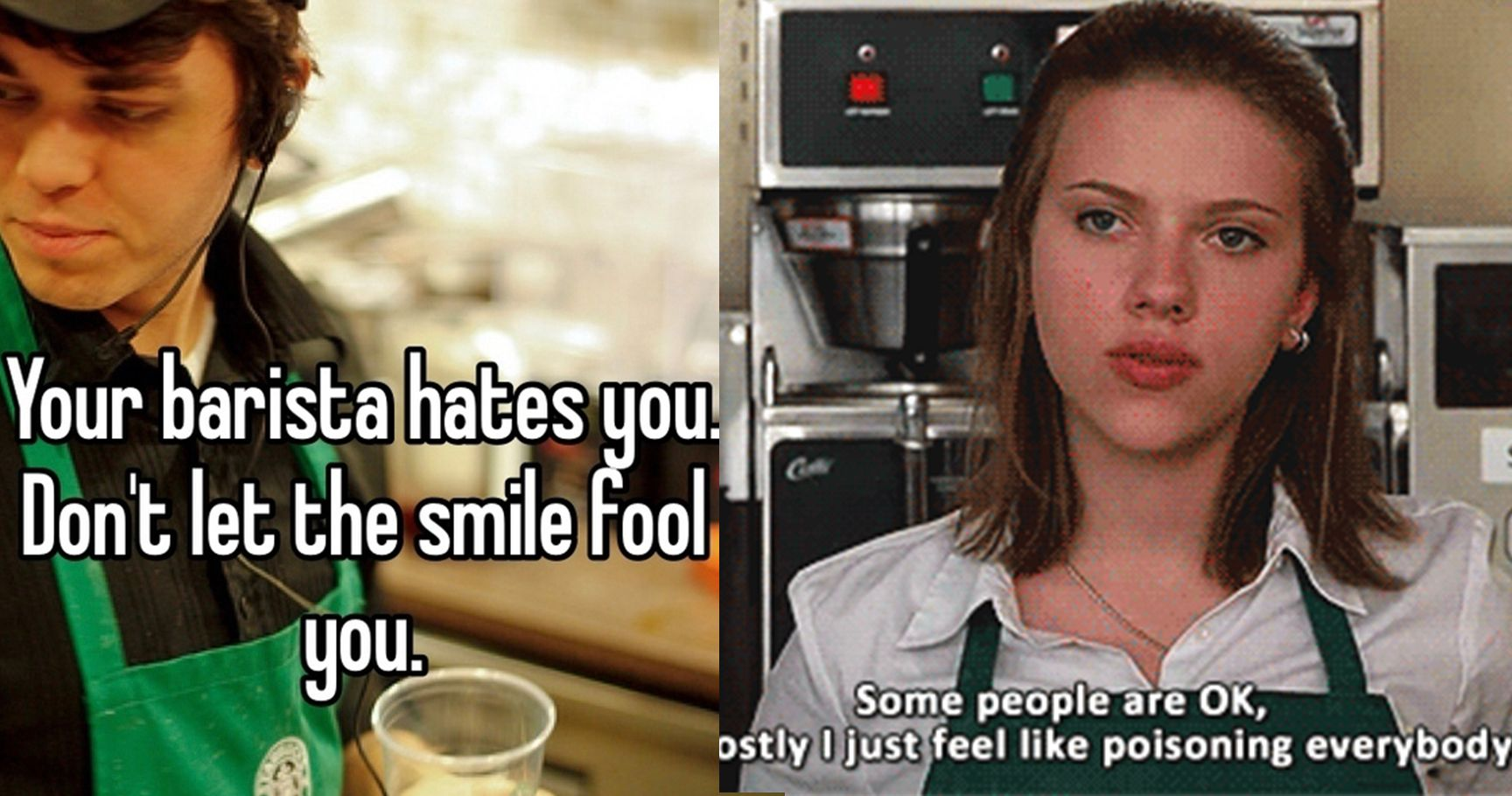 15 Jaw-Dropping Confessions From Your Favorite Baristas