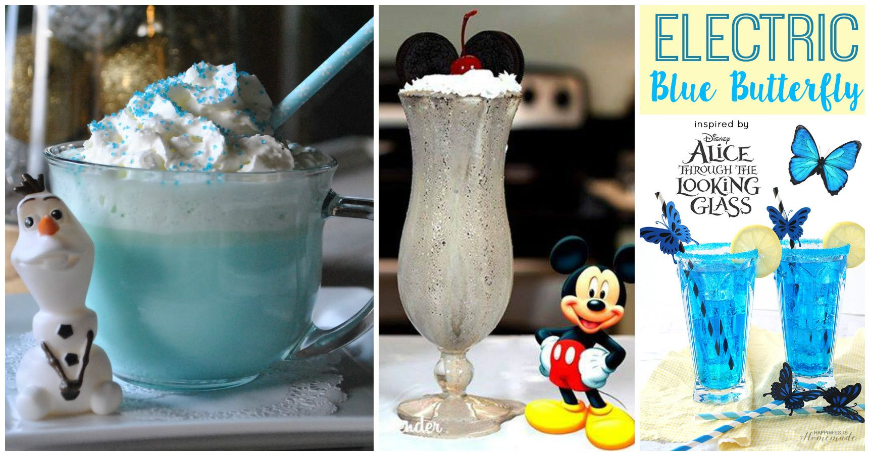 15 Disney-Inspired Mocktails Your Kids (And You) Will Love