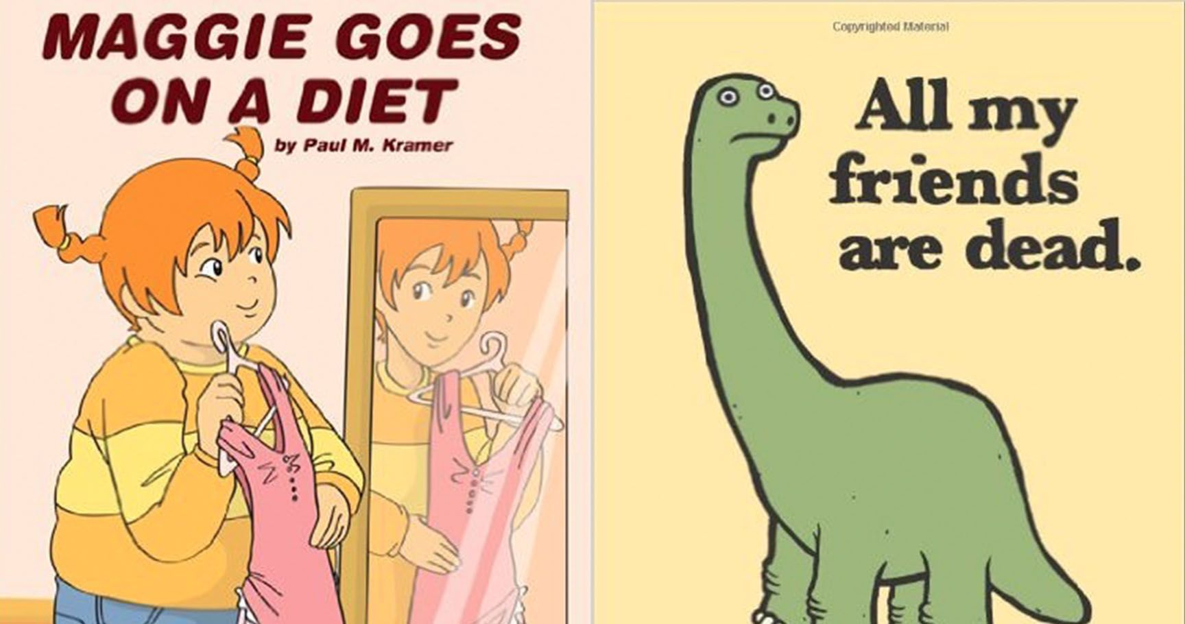 14 Inappropriate Children S Books That Will Make You Say Wtf