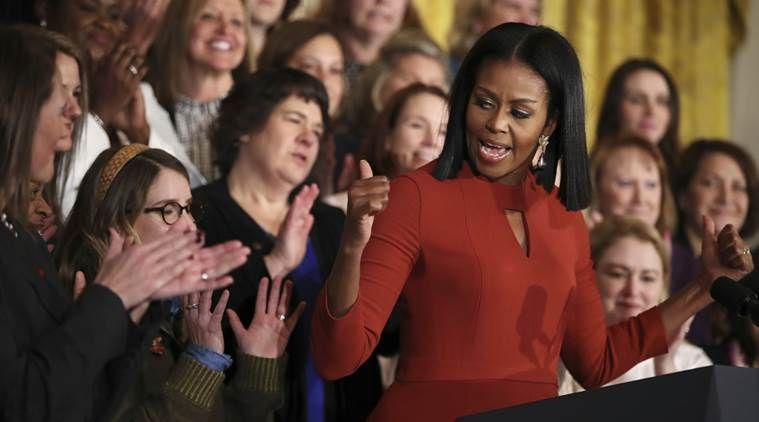 http://indianexpress.com/article/world/michelle-obama-praises-diversity-in-an-emotional-farewell-speech-4462953/