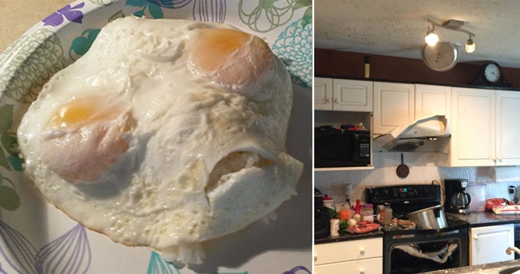 15 Of The Worst Cooking Fails That Make Us Order Takeout Fast