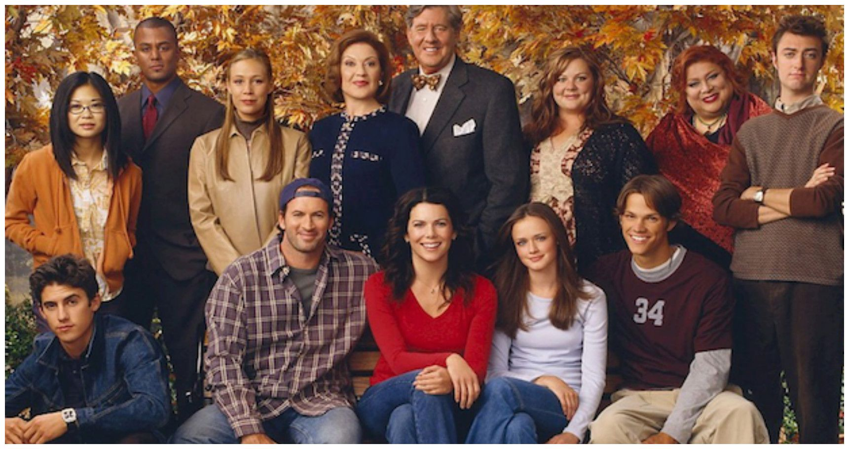 'Gilmore Girls': True or False—Did They Say That?