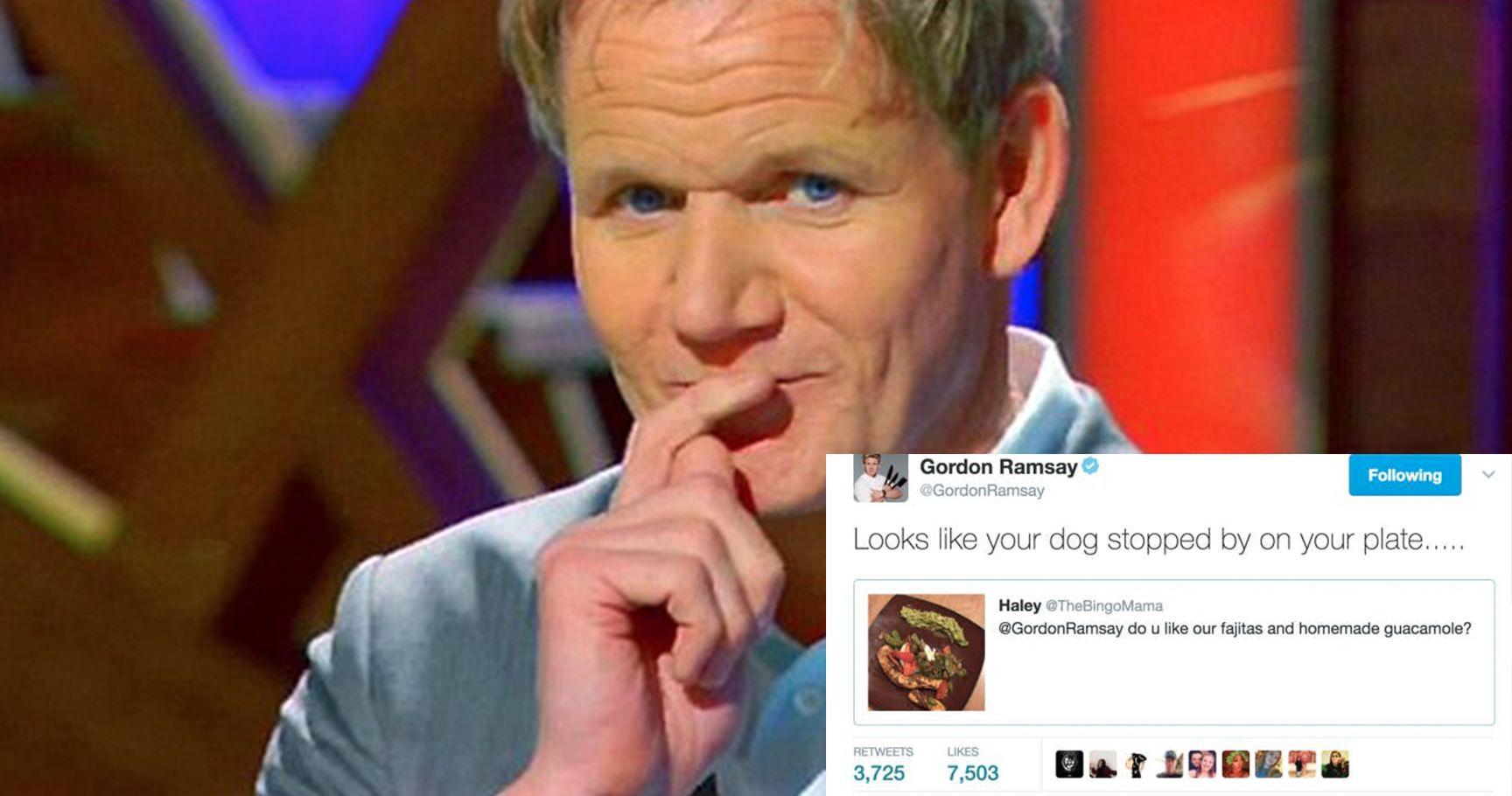 Gordon Ramsay Roasting In Hell S Kitchen