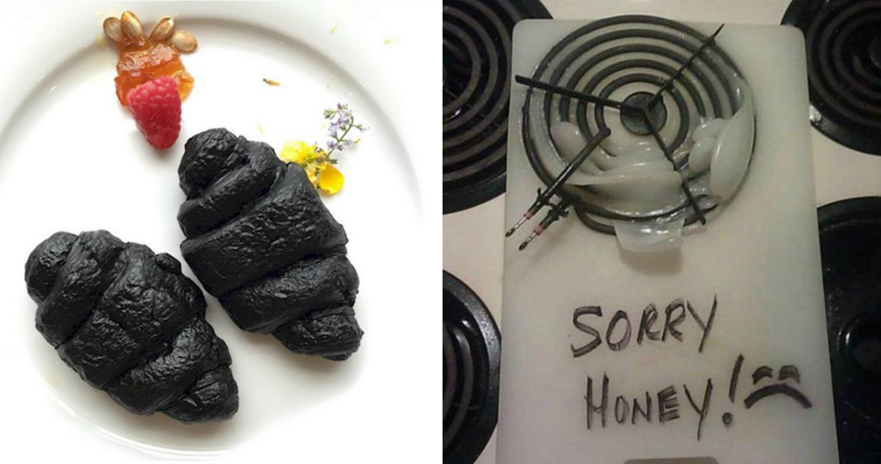 15 Disastrous Cooking Fails From People Who Shouldn't Be Allowed In The Kitchen