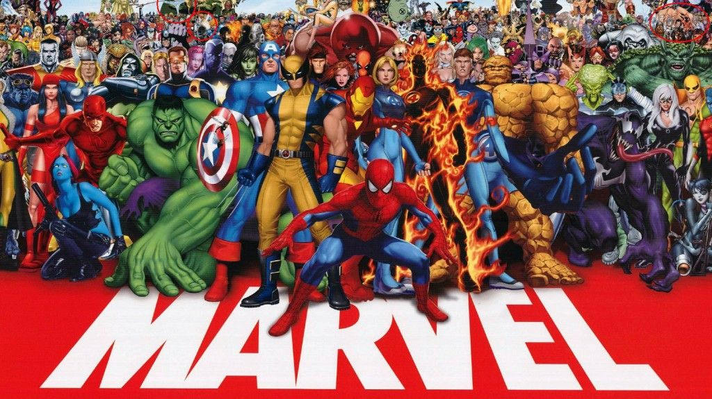How Well Do You Know The Marvel Superheroes?