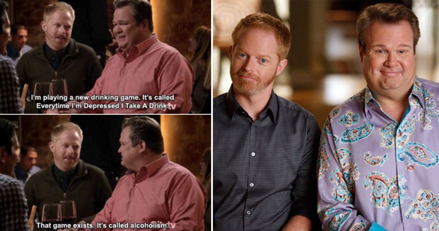 who plays cam on modern family