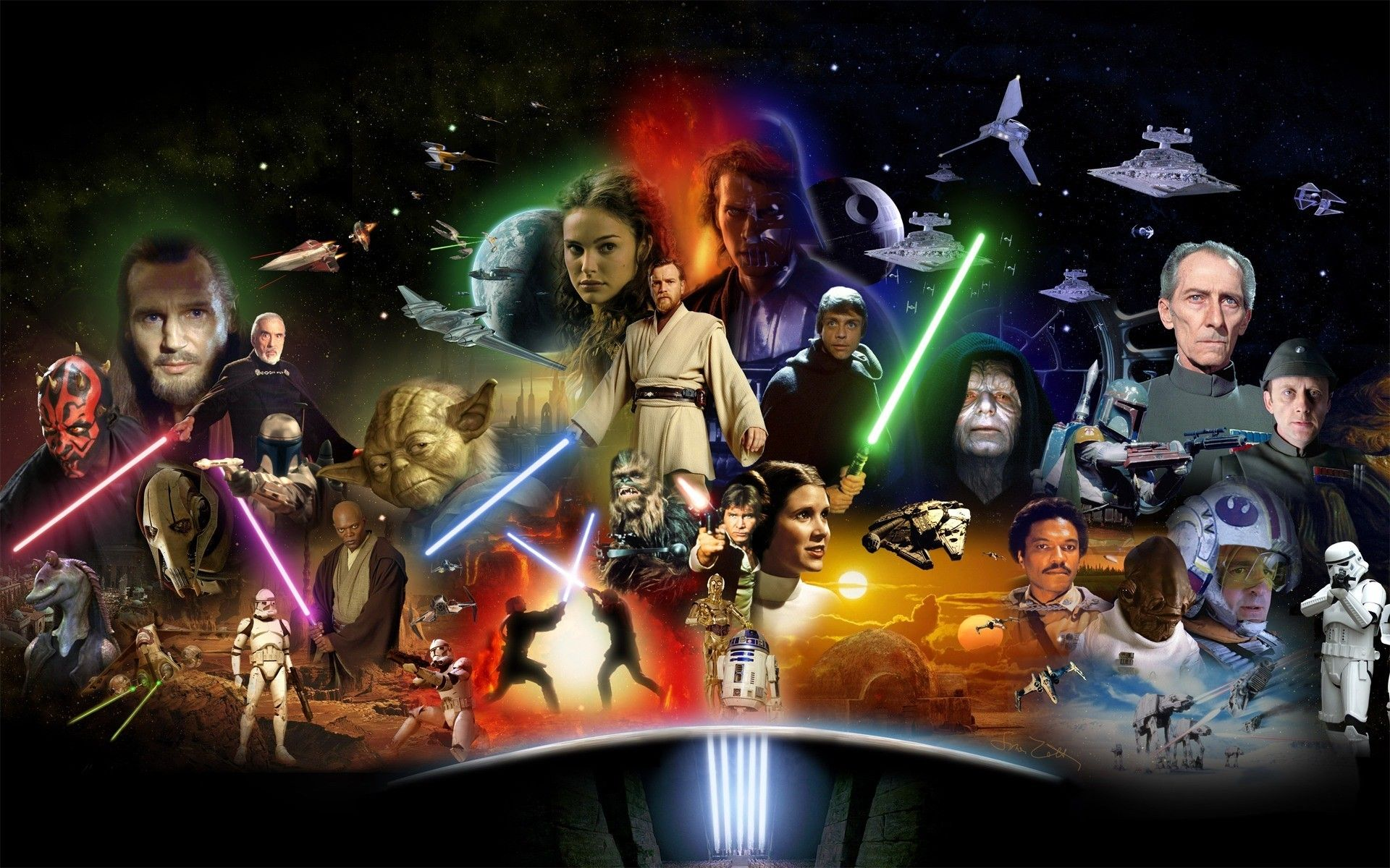 Only 10% Of 'Star Wars' Fans Can Guess Which Character Said Which Phrase
