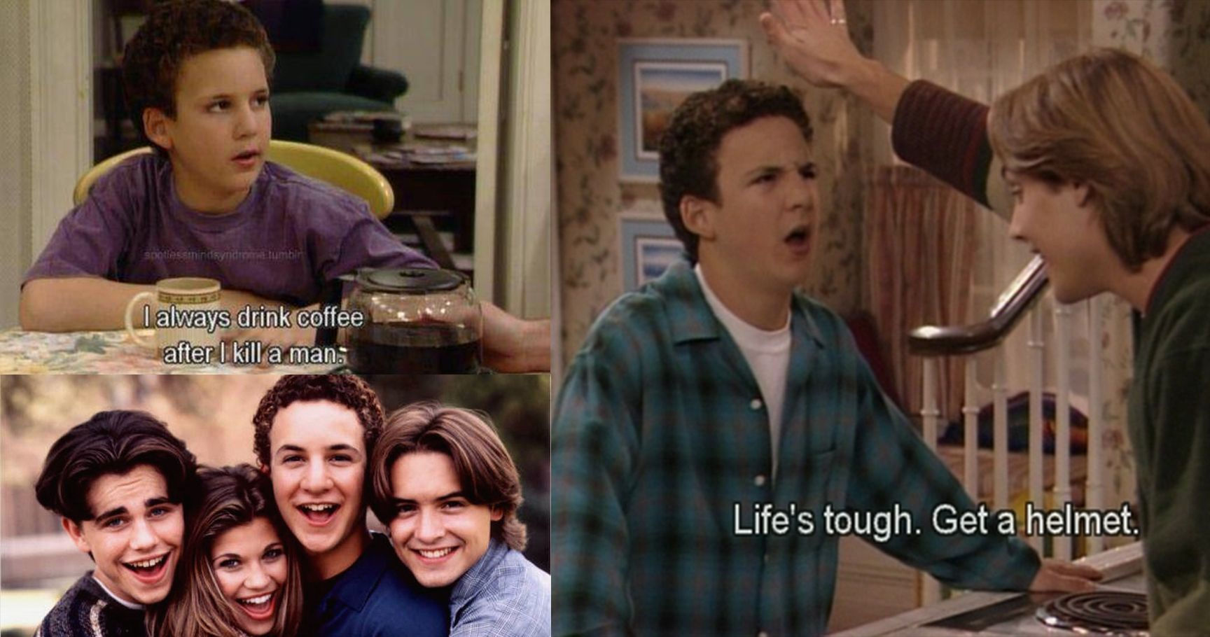 How Well Do You Remember 'Boy Meets World'?
