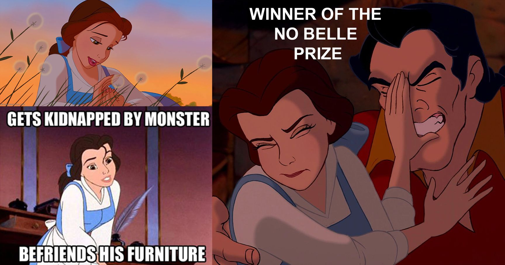 15 Times Belle From Beauty And The Beast Was A True Hero