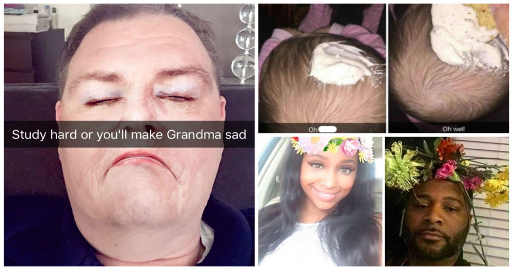 15 Hilarious Times Parents Were So Relatable On Snapchat