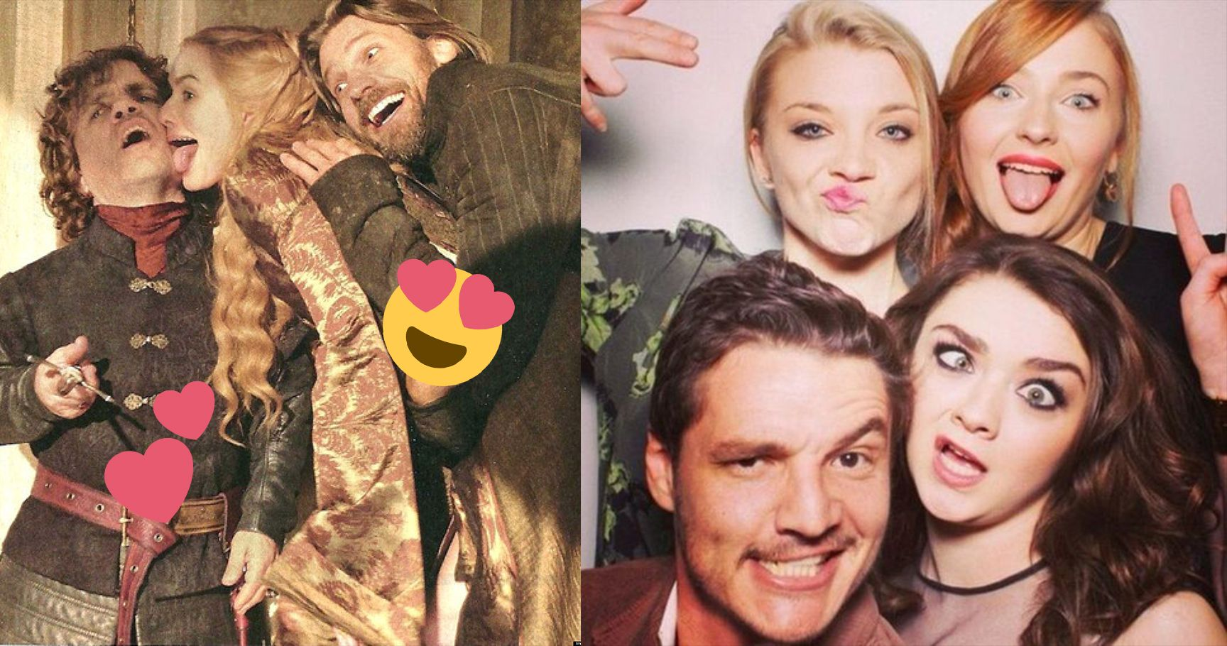 15 Behind The Scenes Moments On Game Of Thrones That Will Make You Love The Show Even More