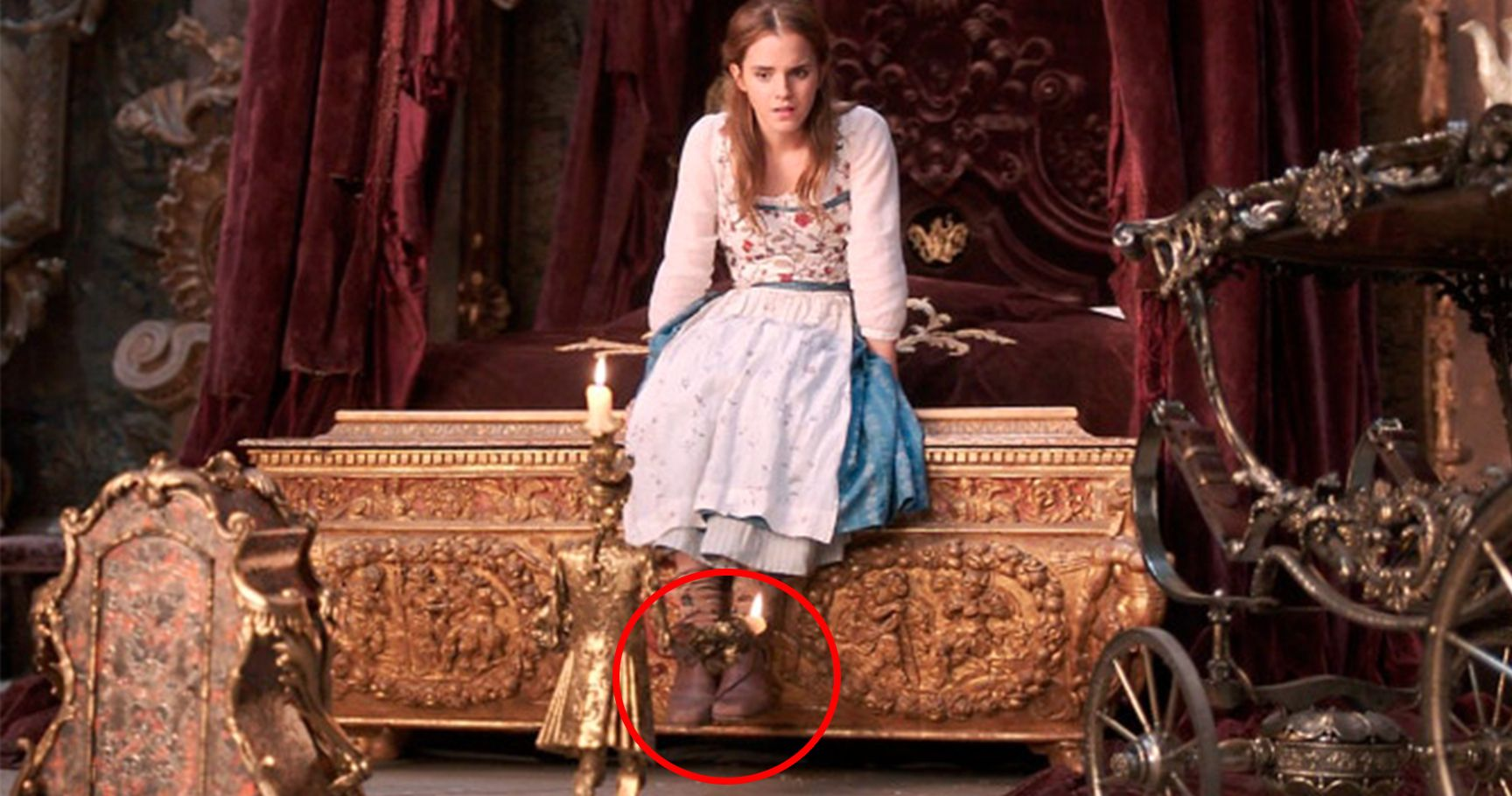 15 Moments From 'Beauty And The Beast' We Were So Down For