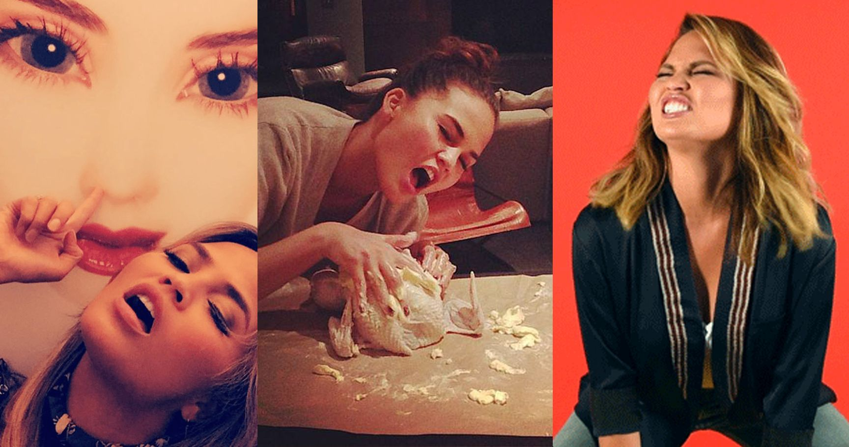 15 Times Chrissy Teigen Was Real AF And We Loved Her For It