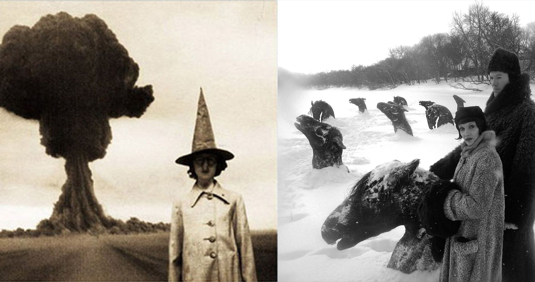 15 Disturbing Photos From The Past That Will Creep You Out