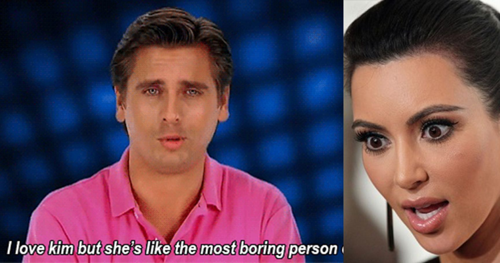 15 Times Scott Disick Was An Absolute Savage On 'Keeping Up With The Kardashians'