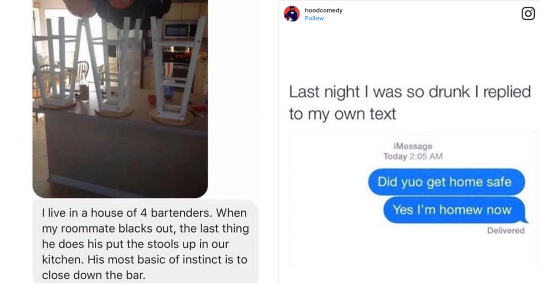 15 People Who Redefine The Word 'Drunk'