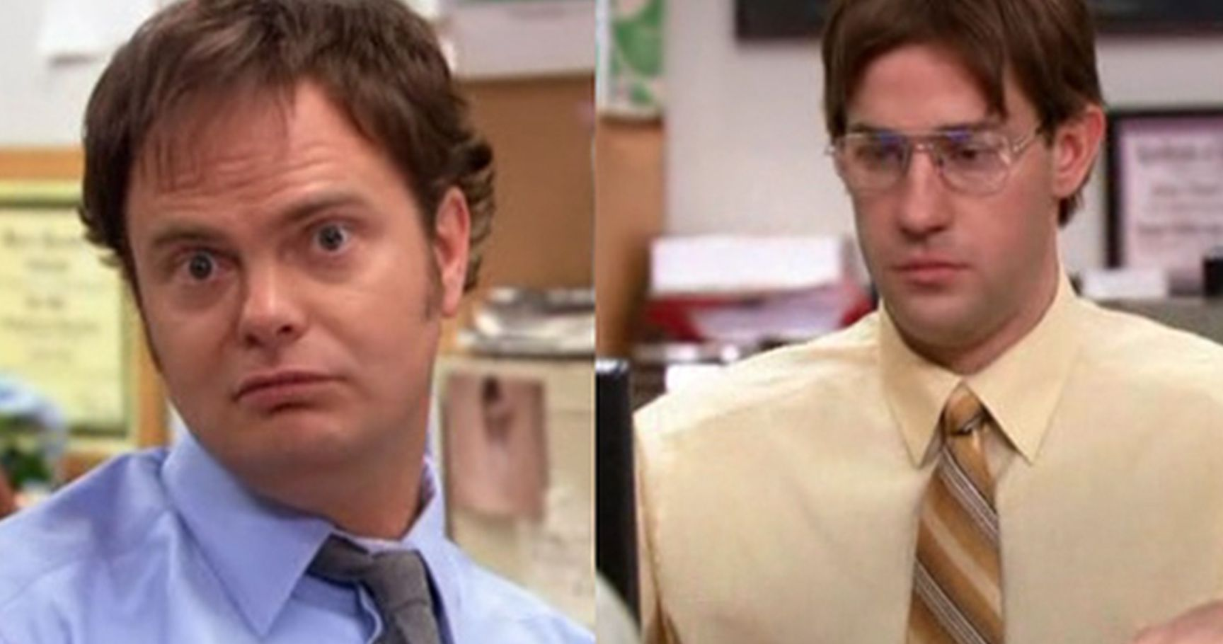 15 Times Dwight & Jim From 'The Office' Were BFF #Goals