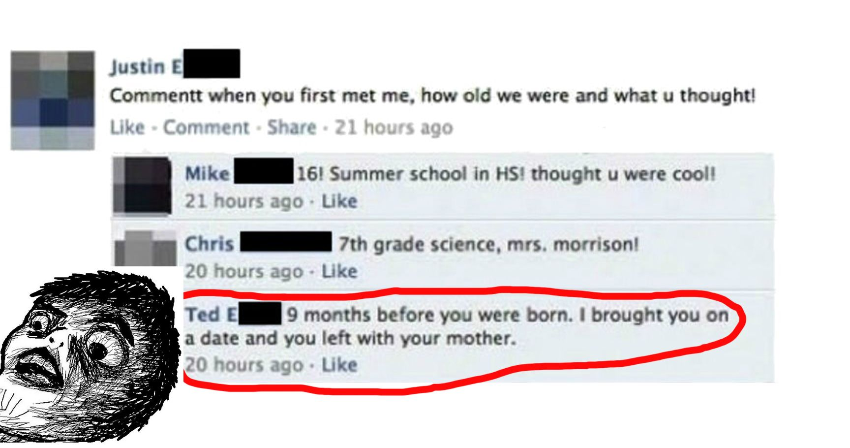 15 Savage Parents Who Completely Slayed Their Kids On Facebook