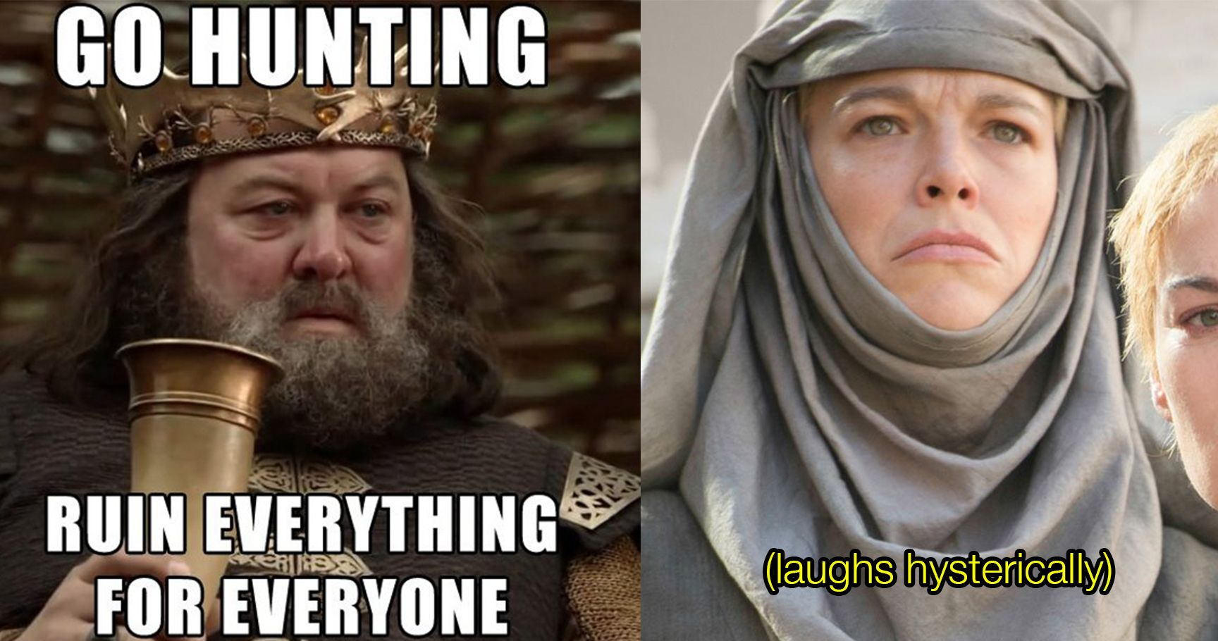 15 'Game Of Thrones' Memes That Will Make Even Septa Unella Laugh
