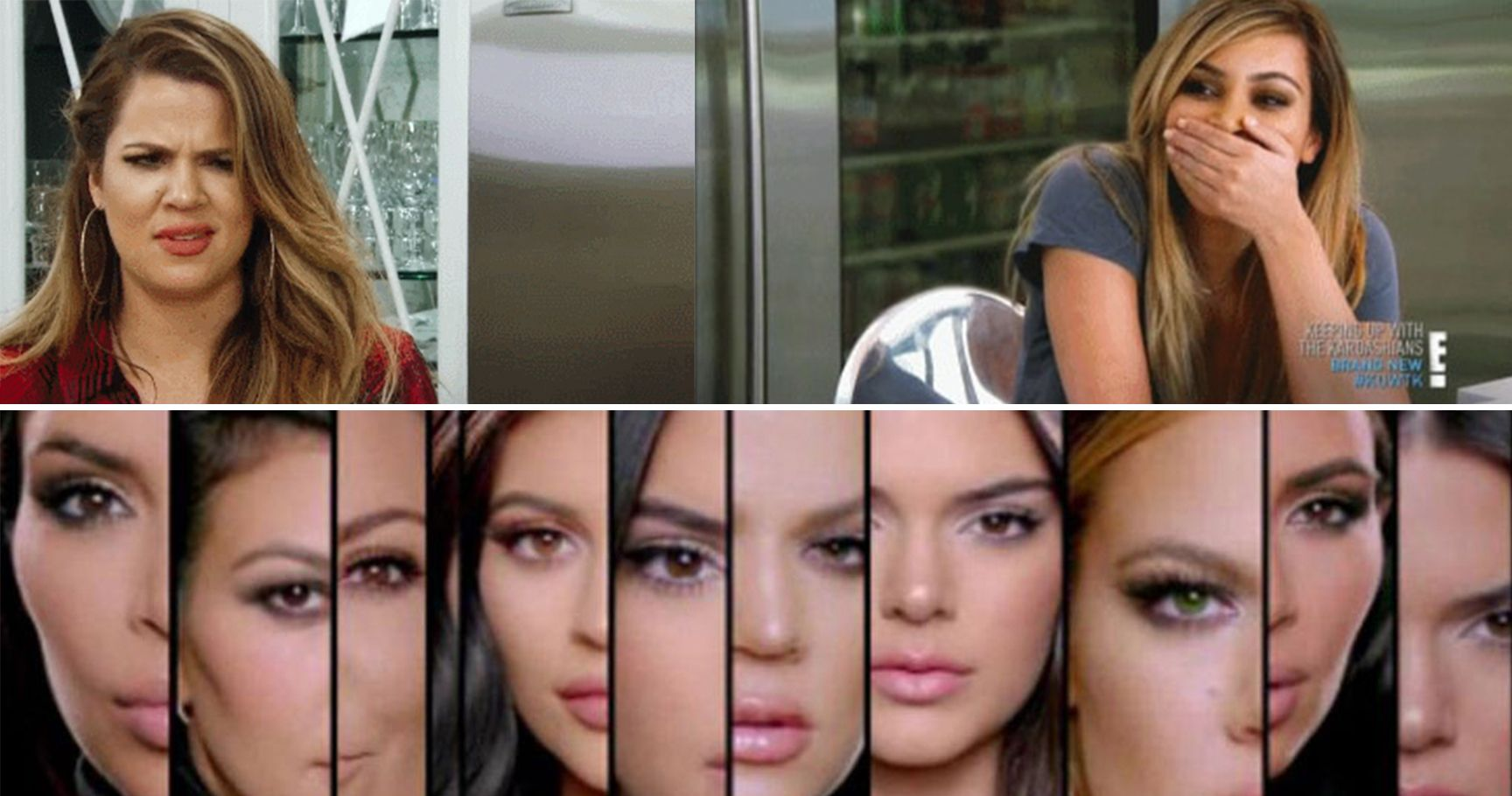 15 Jaw-Dropping Things The Kardashians Have Confessed About Each Other