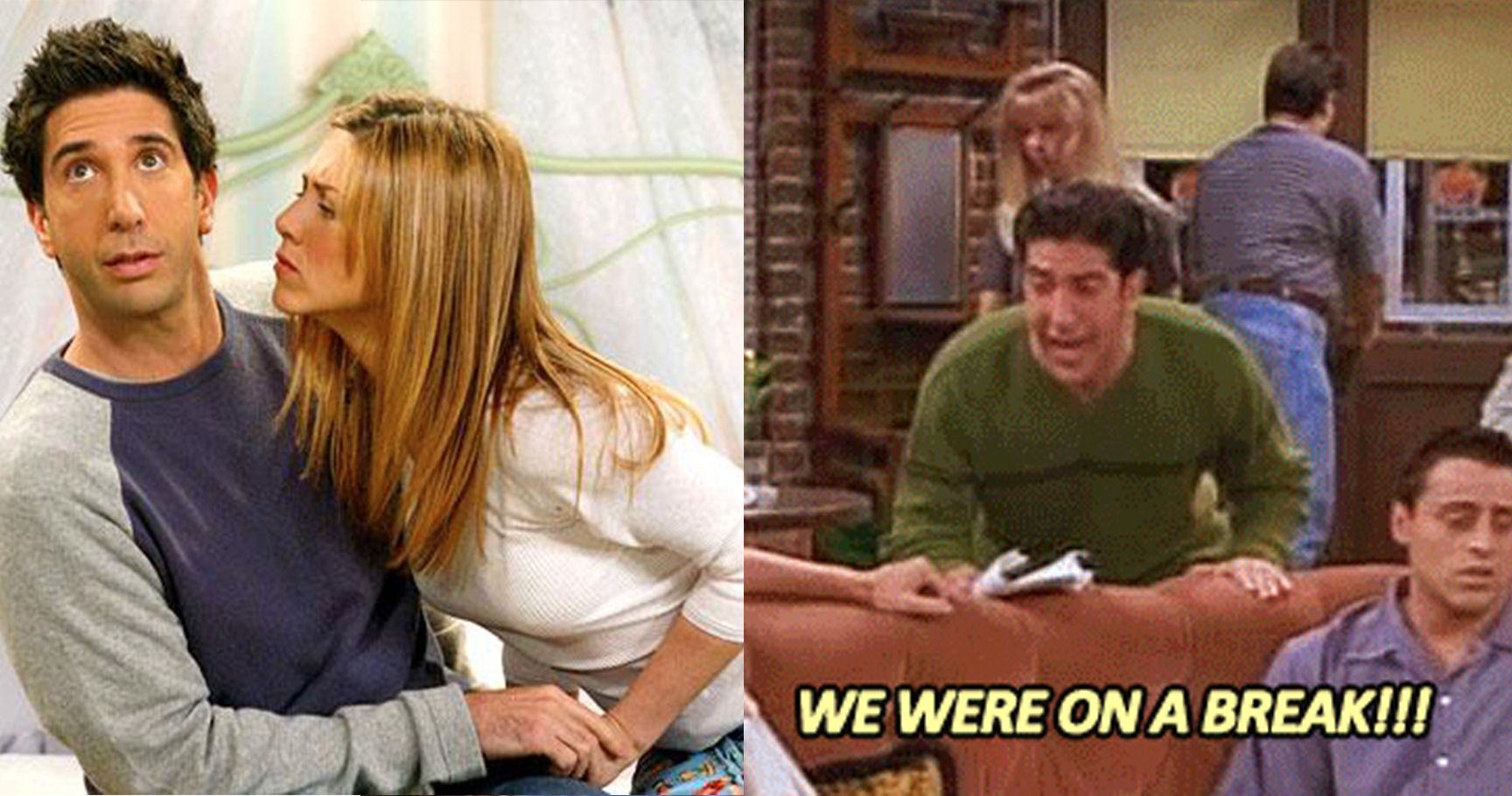 15 Times Ross And Rachel Were The Absolute WORST