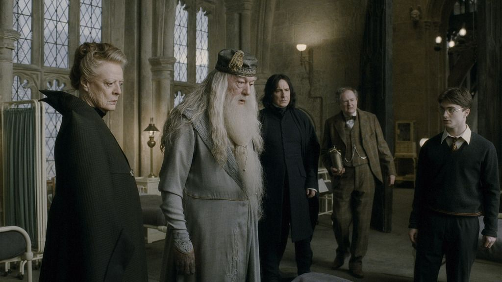 How Well Do You Know The Teachers At Hogwarts?