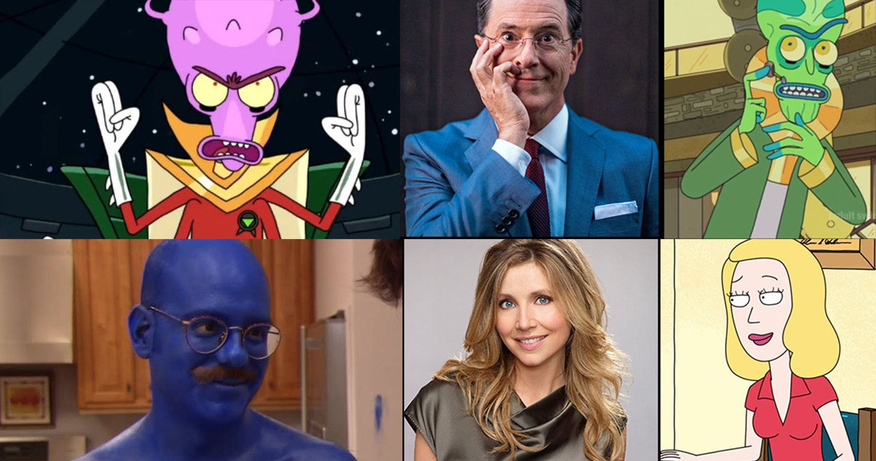 15 Celebrities You Didn't Realize were in 'Rick and Morty'