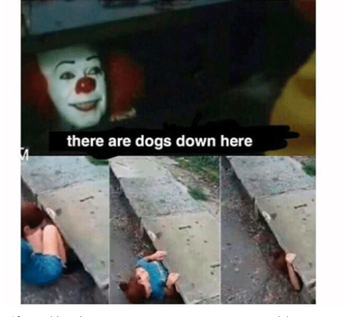 The 15 Most Hilarious Pennywise The Clown Memes On The