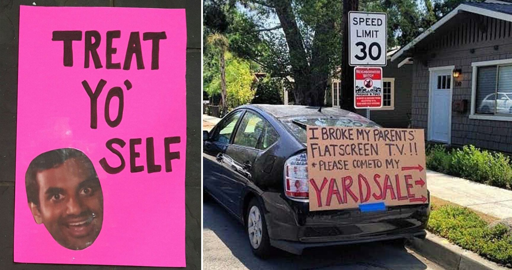15 Hilarious Yard Sale Signs That Prove Marketing Matters