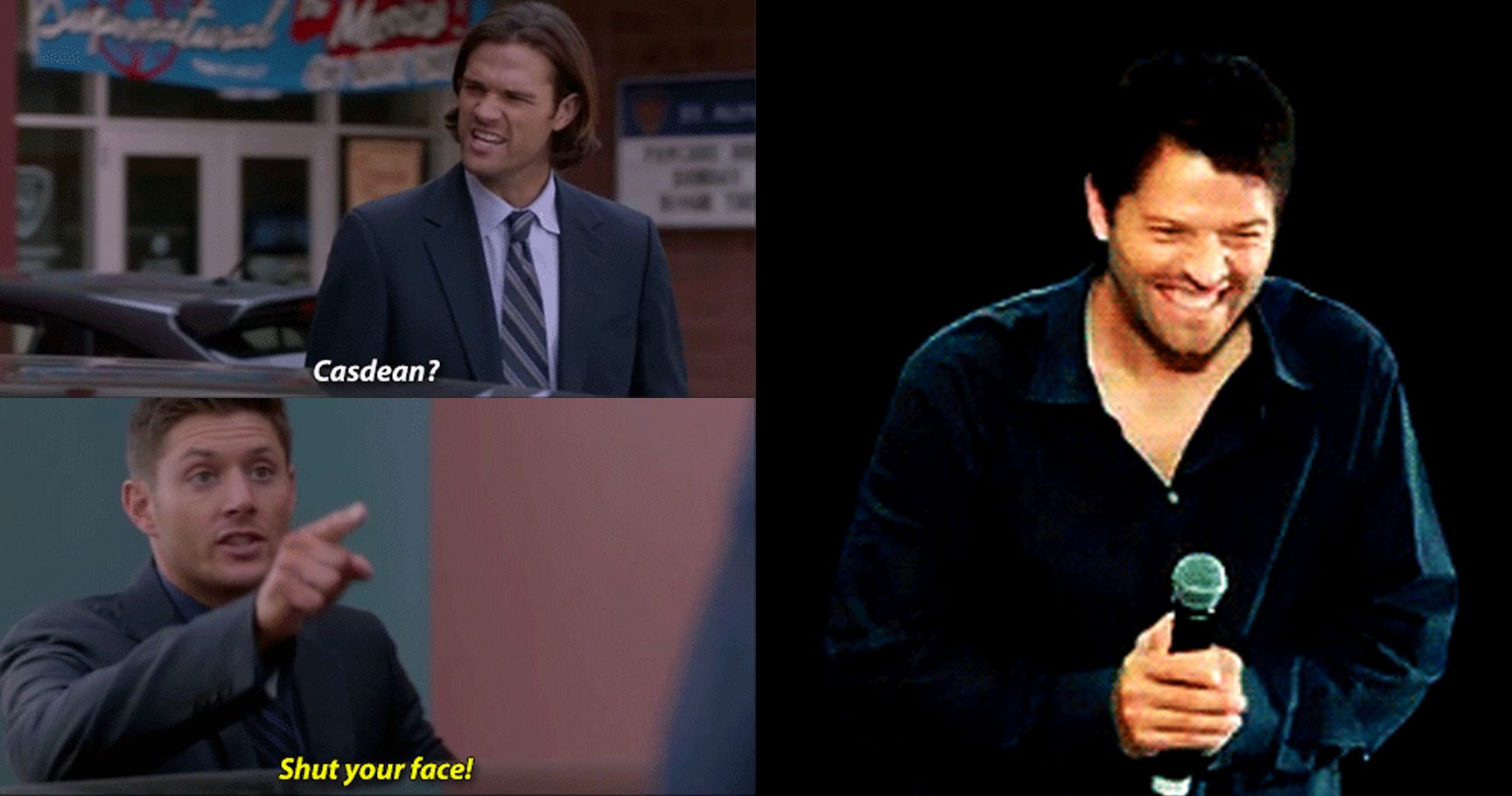 15 ROFL-Worthy Times 'Supernatural' Broke The 4th Wall
