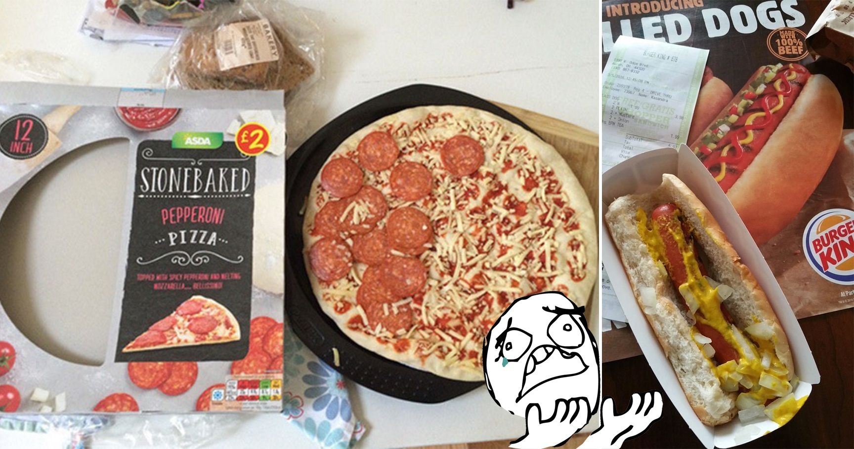 15 Pictures Of Food That Give Us Serious Trust Issues