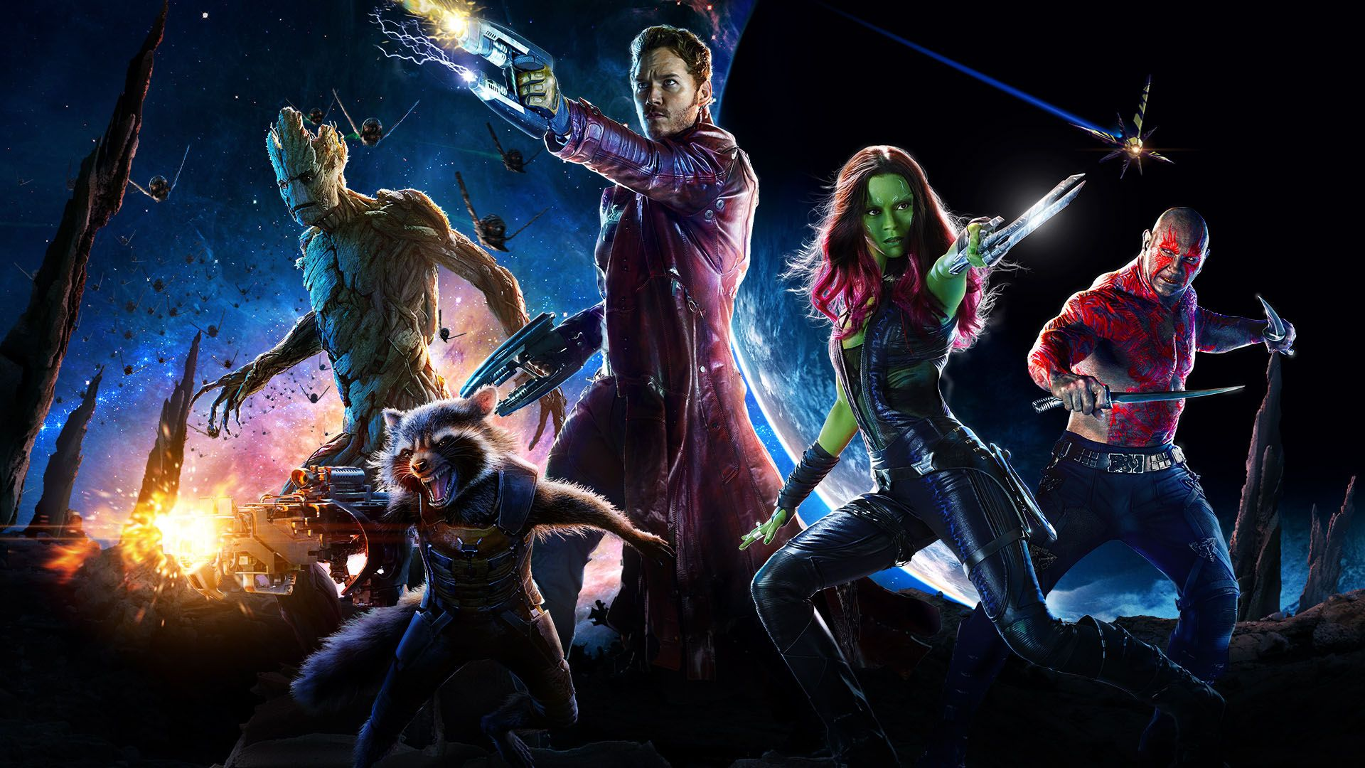 How Well Do You Know 'Guardians Of The Galaxy'?