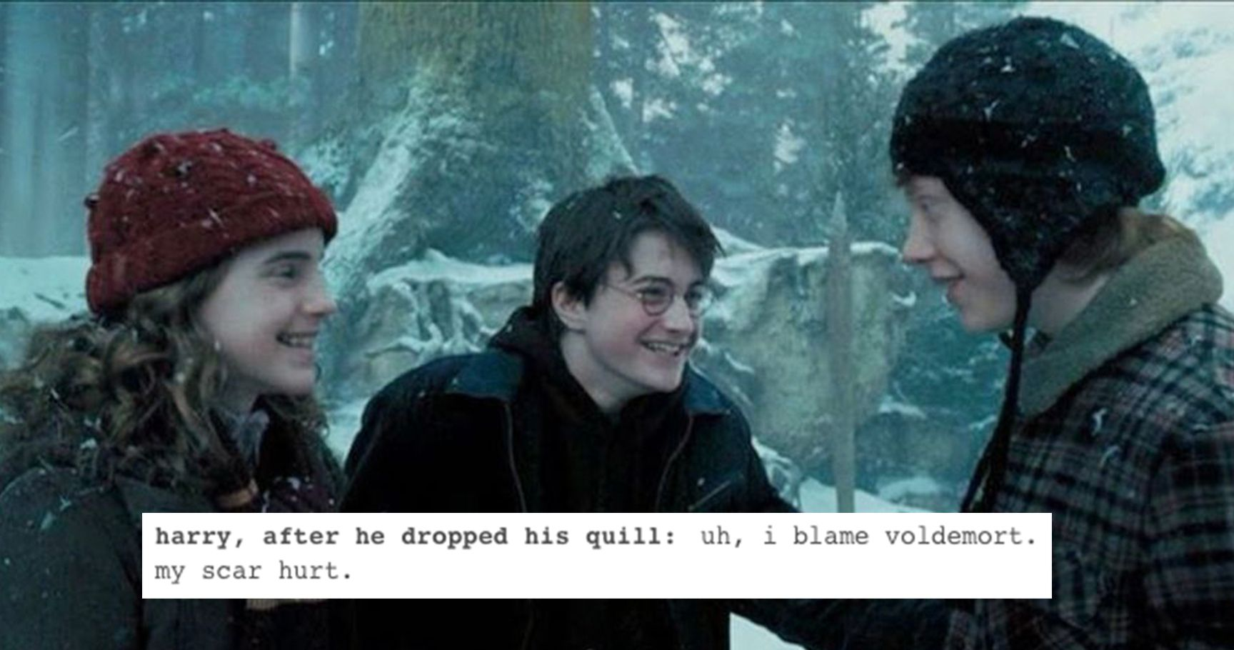 15 Hilariously Incorrect 'Harry Potter' Quotes That Will Make Any Potterhead LOL