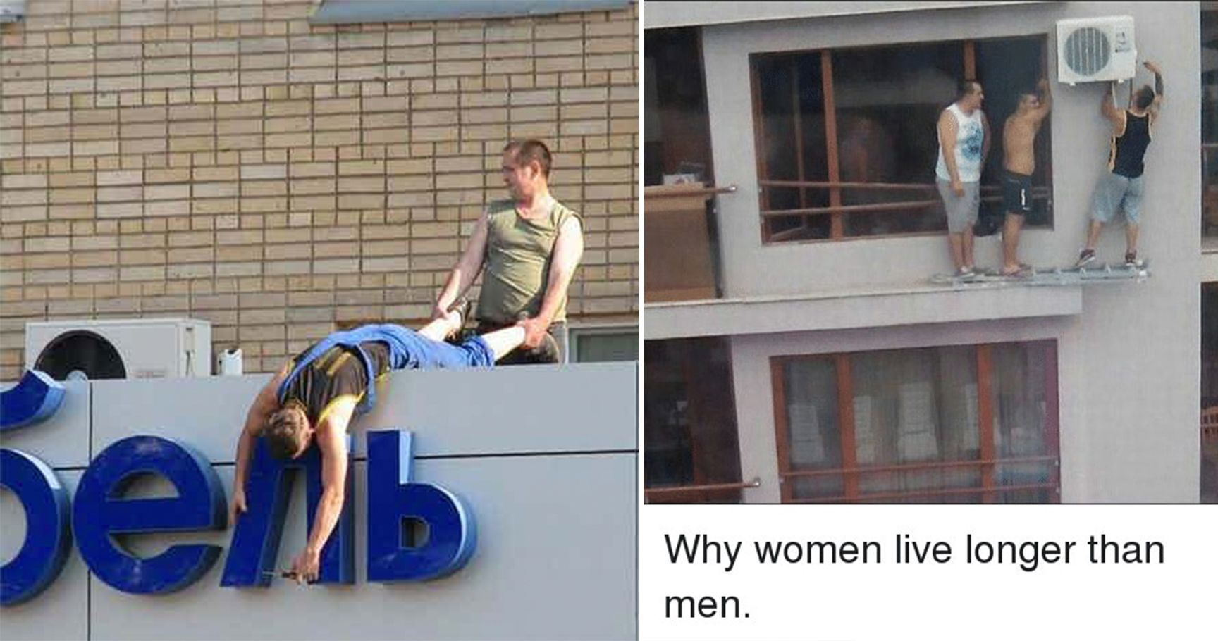 15 Pictures That Prove Why Women Live Longer Than Men