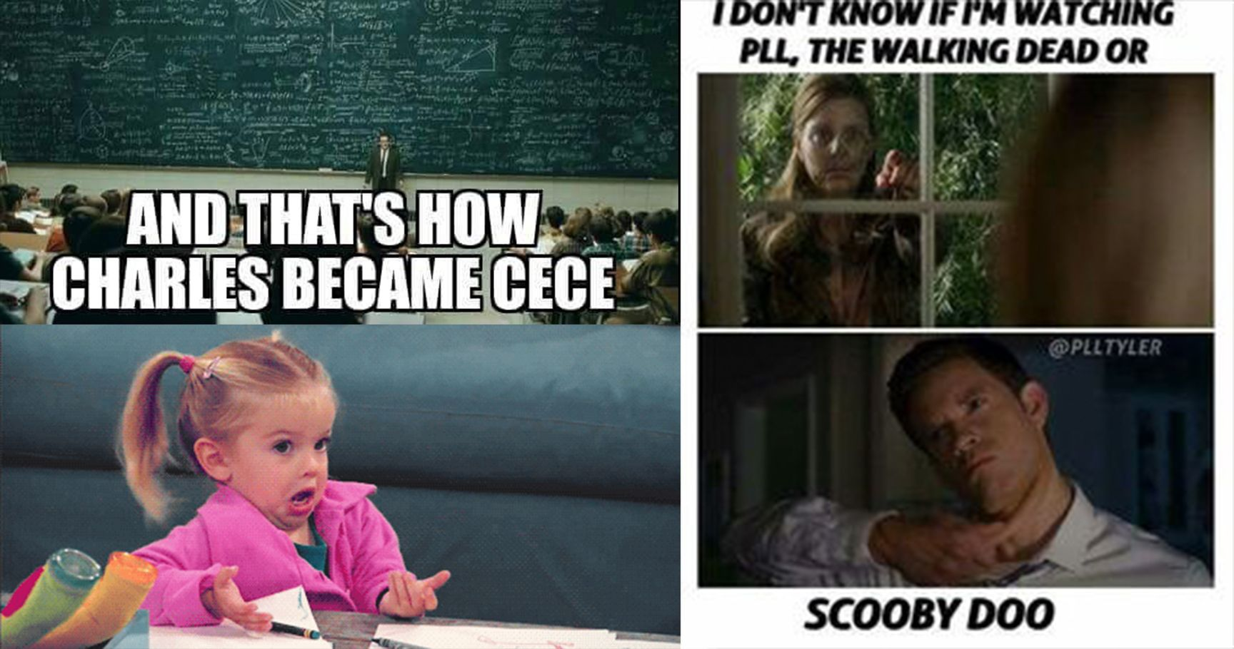 15 Pretty Little Liars Memes Every Fan Can Relate To | TheThings