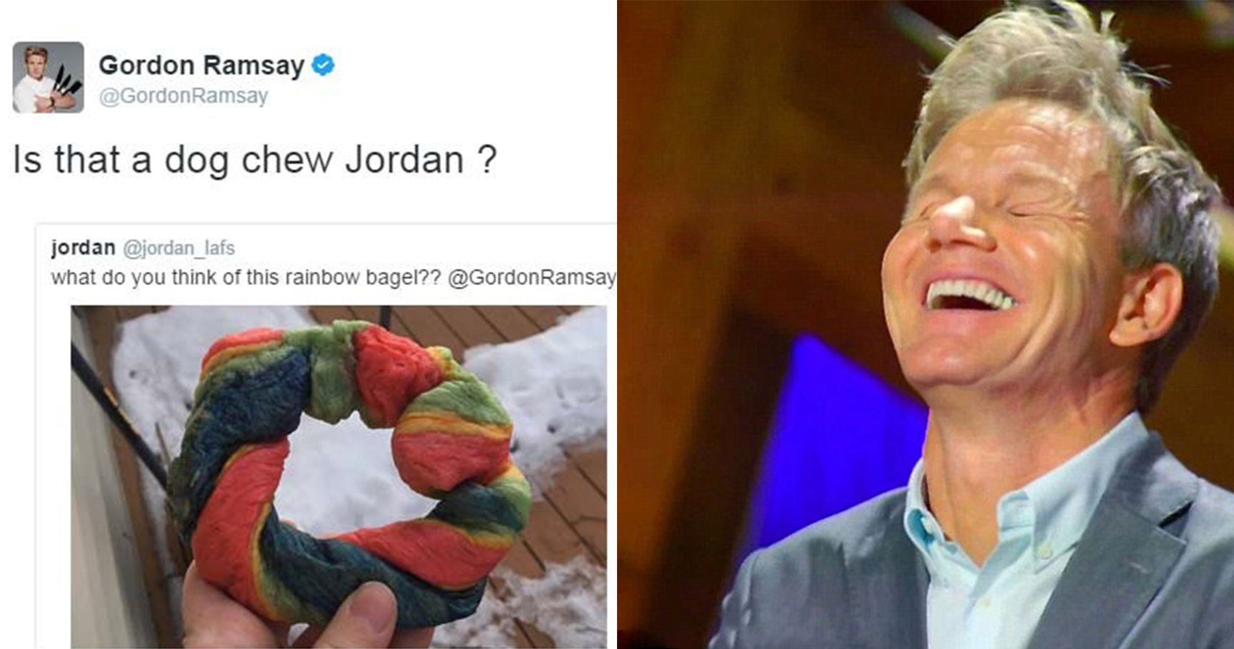 "15 Hilarious Times Gordon Ramsay Roasted ""Foodies"" On Twitter"