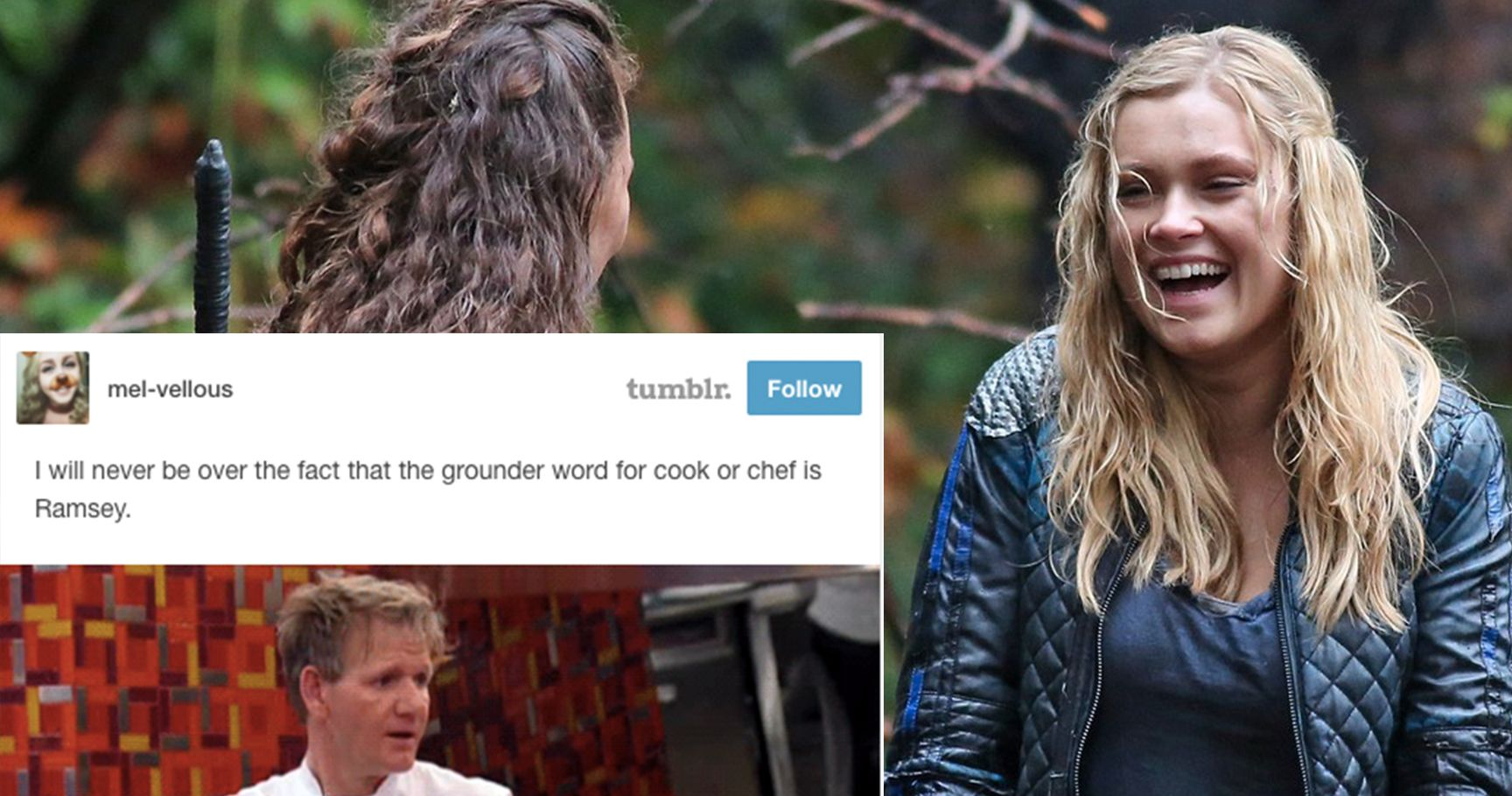 15 Tumblr Posts About 'The 100' That Will Make You Say 'Same'
