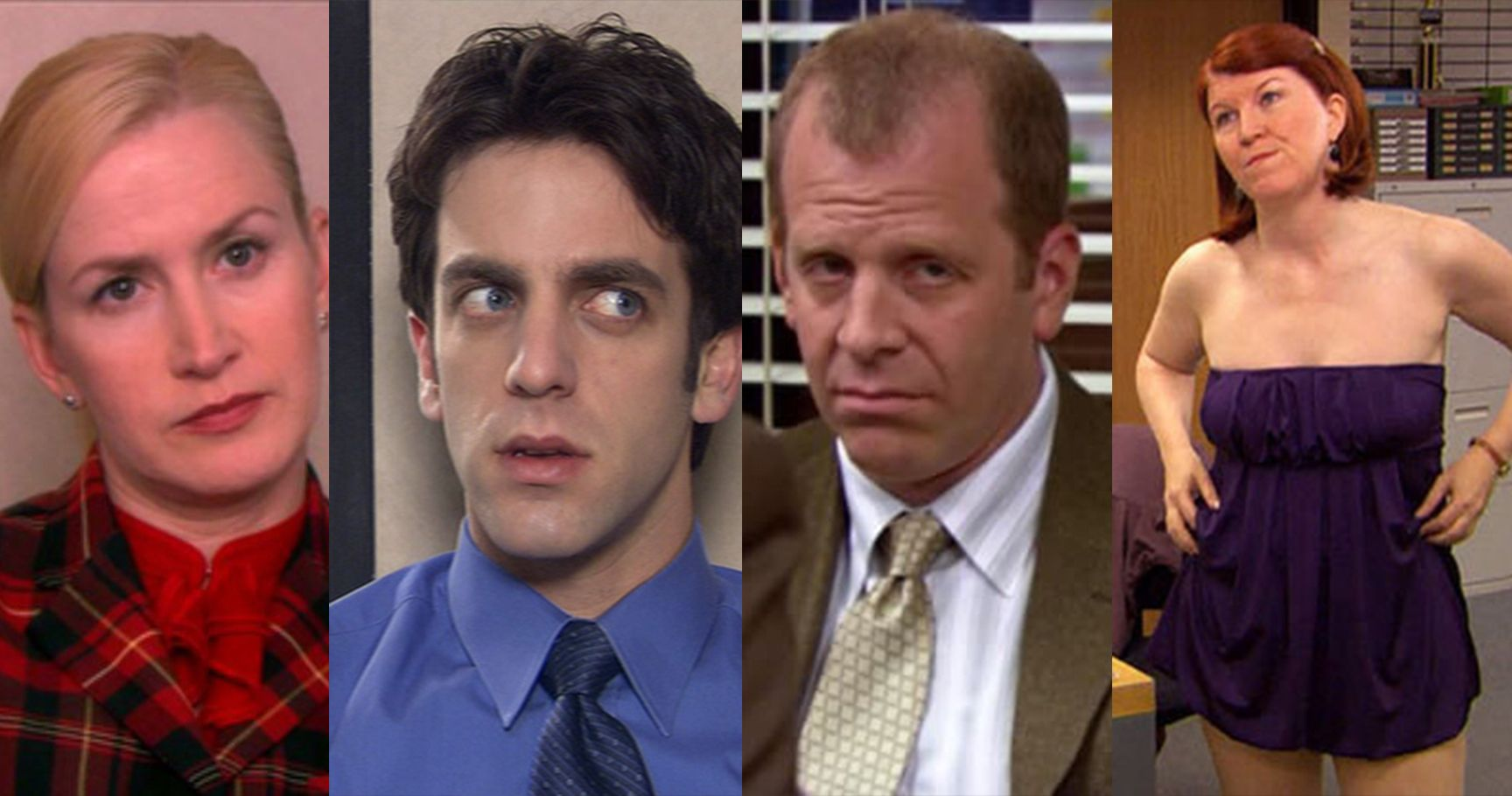The 15 Best Supporting Characters from 'The Office'