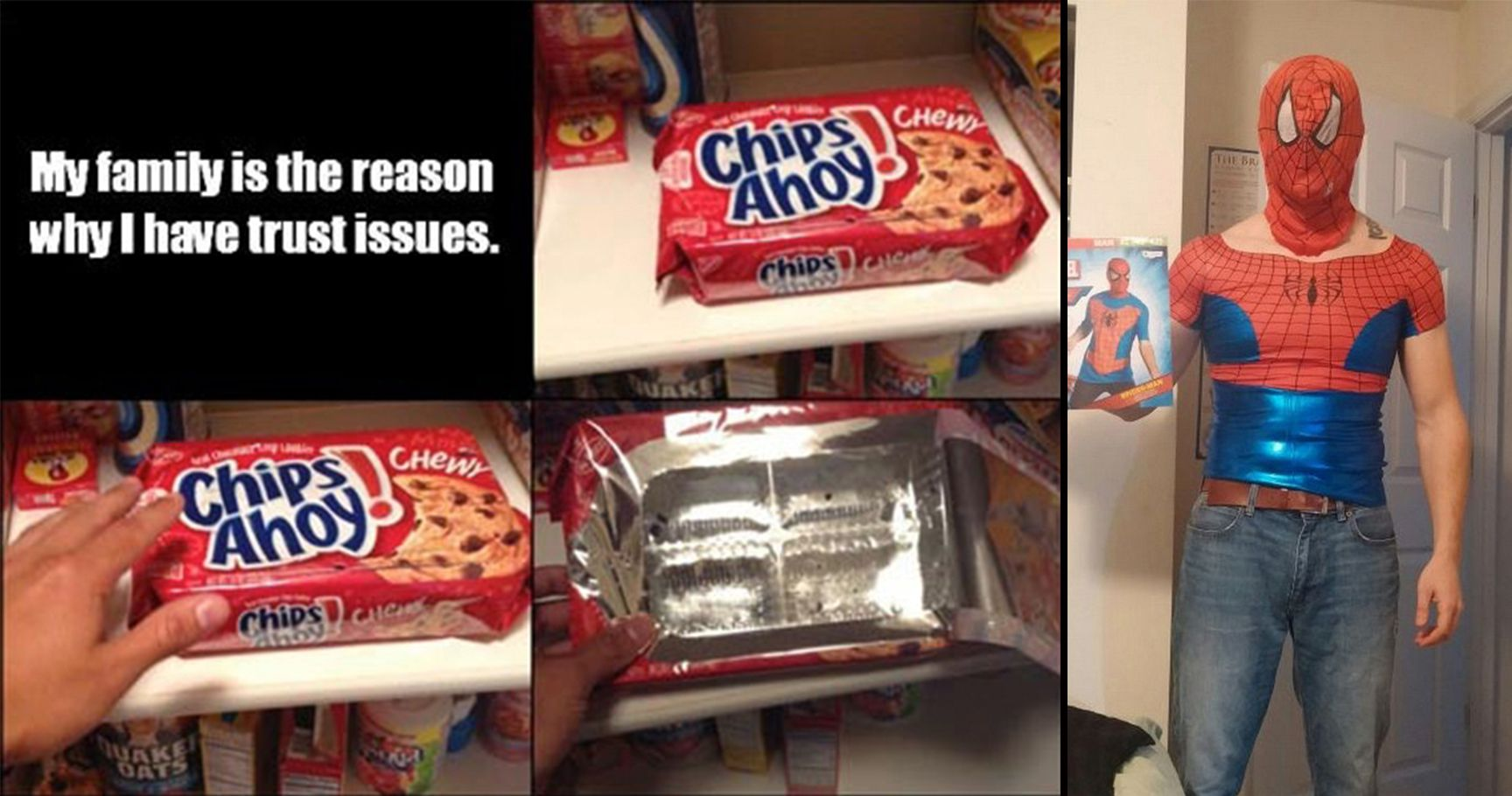 15 People Who Were Far Too Trusting For This Cruel World