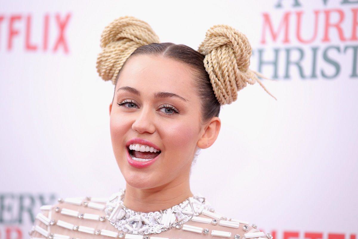 8- Miley Cyrus