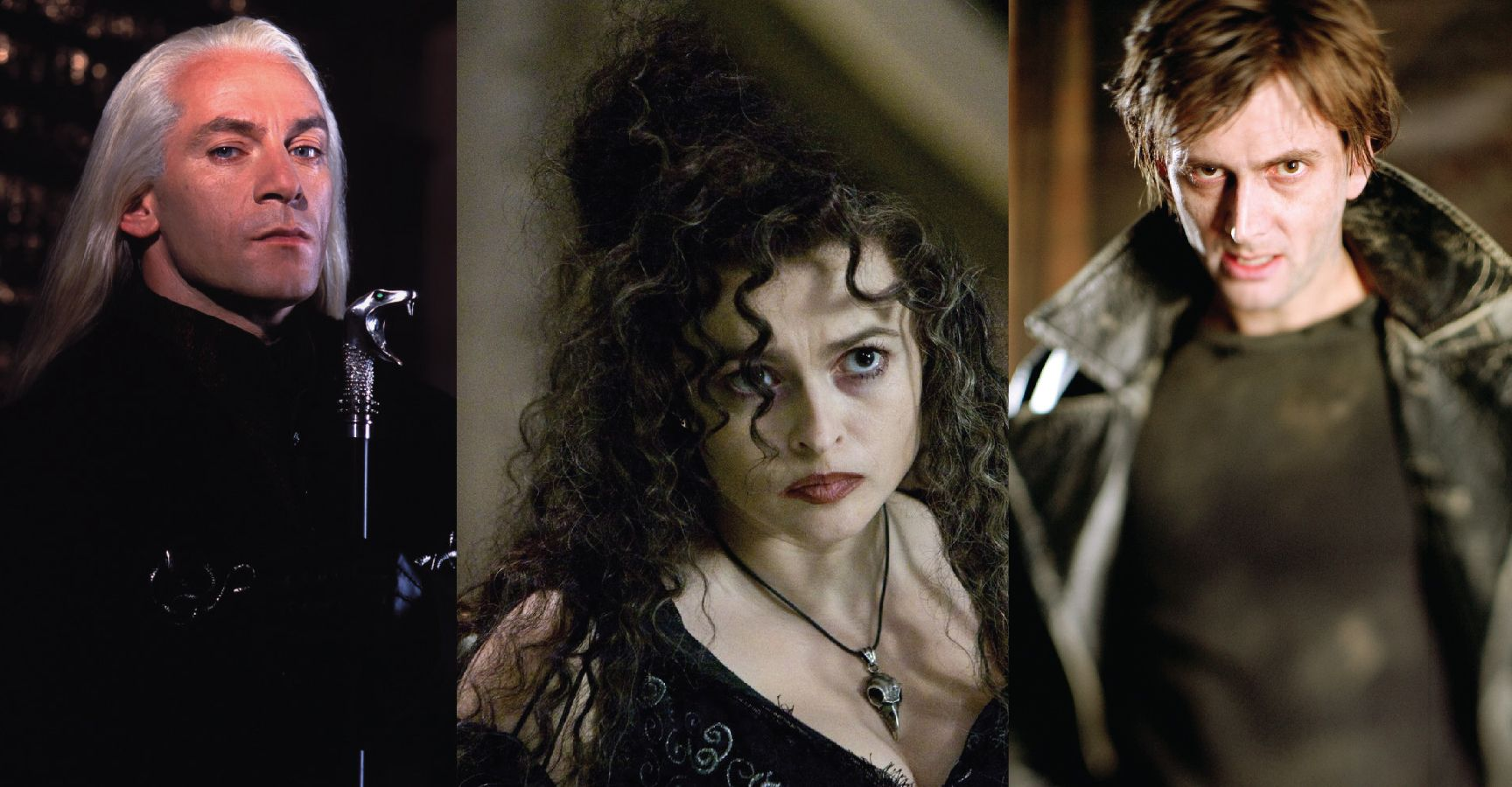 15 Of The Sexiest Villains From Harry Potter Ranked