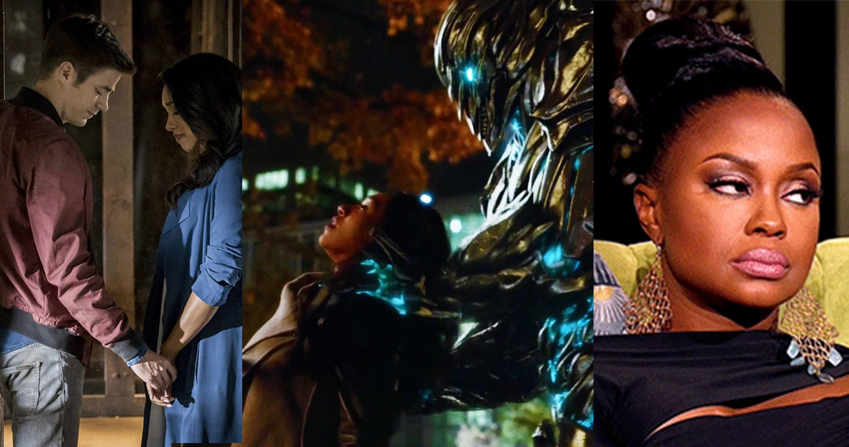 15 Times Barry Allen Was The Worst On 'The Flash'   TheThings